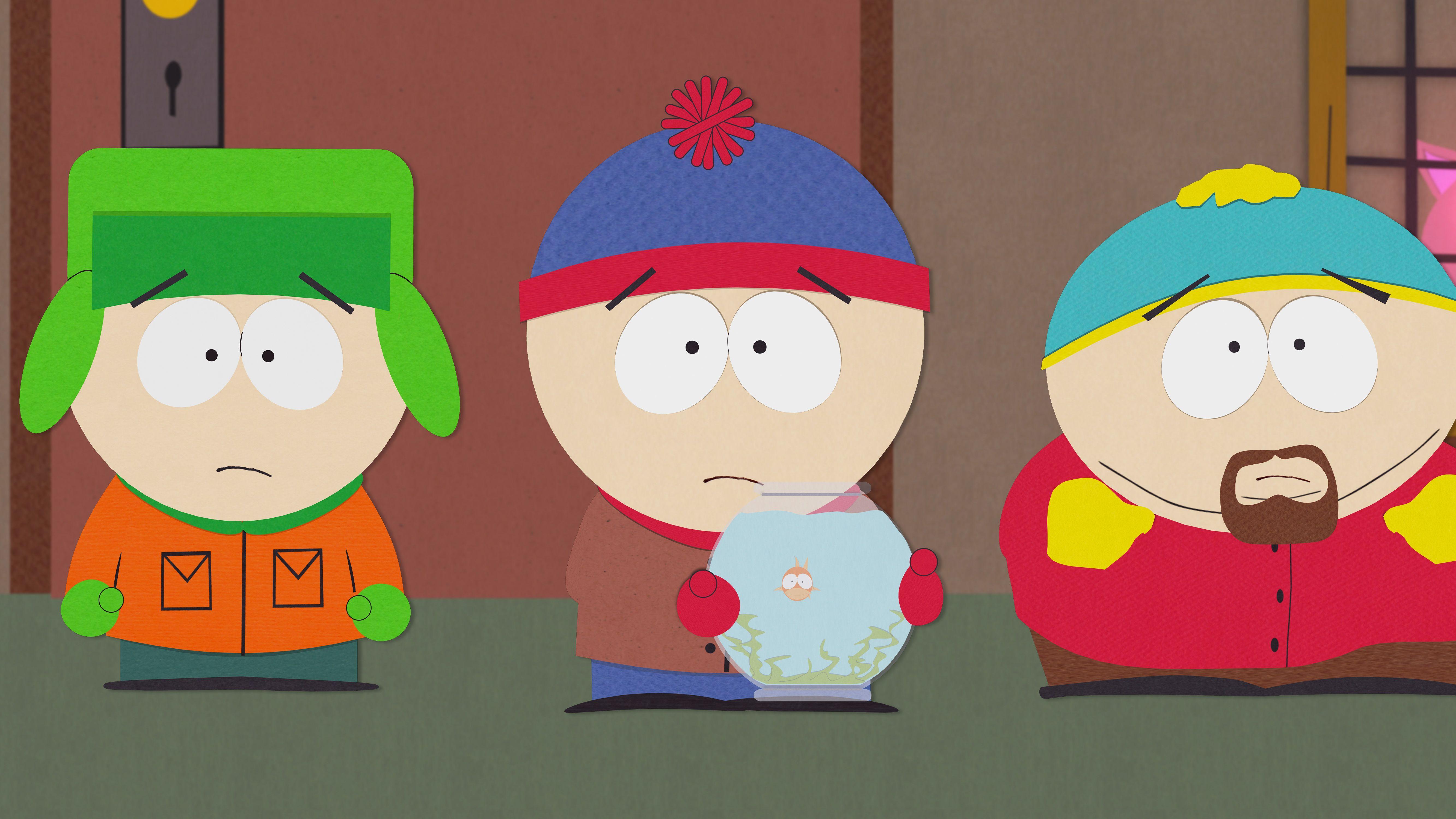 Spookyfish Full Episode Season 02 Ep 15 South Park Studios